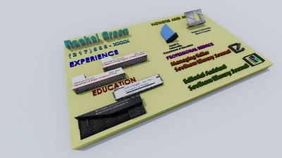 Design Your 3d Animated Explainer Resume Video
