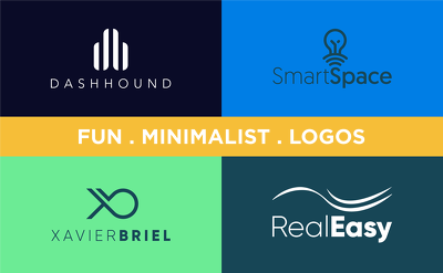 Design a top Quality modern MINIMALIST logo with in 12 hours