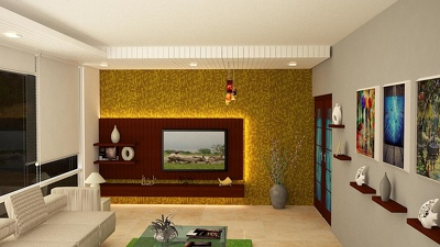 Create/Render 3D view of any Exterior/Interior in Short Time