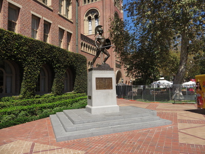 Write a post on University of Southern California USC.edu DA 91