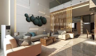 Create awesome 3D renders from your 2D floor plan