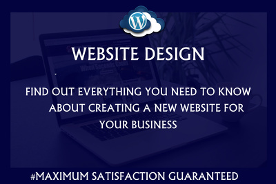 Design a high quality website with wordpress