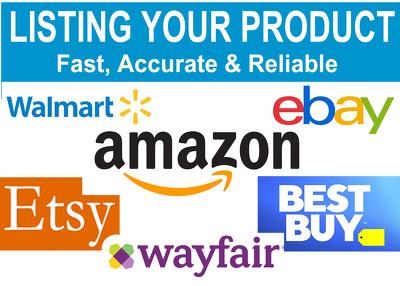 list 15 products with title+description+image optimization