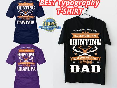 Do Best Custom Typography T-Shirt Design
