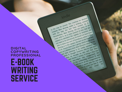 Write a 10,000 Word Ebook To Promote Your Business Or Service