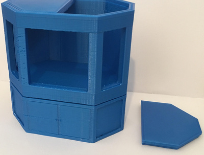 3D Printing Your Model & Post To You In UK (Can also Design)