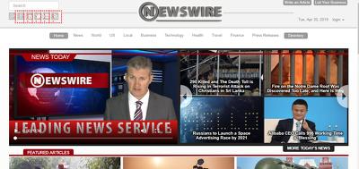 Publish a guest post on NewsWire - NewsWire.net - DA61, PA67
