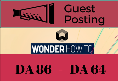 Publish High Quality Guest Post on WonderHowTo - Wonderhowto.co