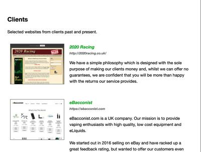 Design and Develop WordPress Responsive 5 Page website