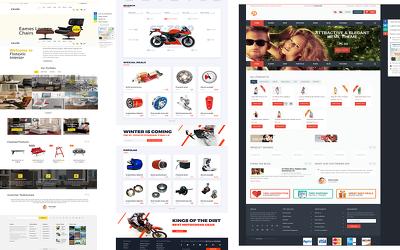 I will create woocommerce website