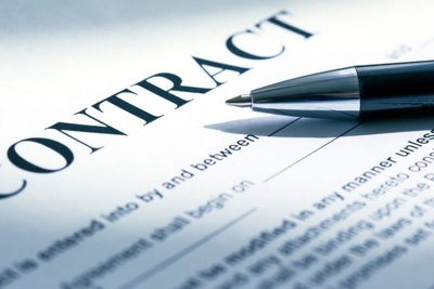Draft a simple iron-clad contract