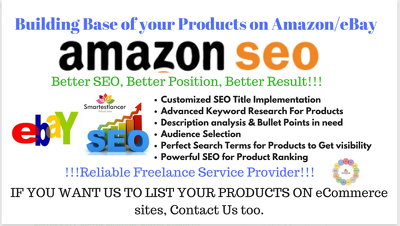 Do SEO Of Your Product Listings On any E-commerce Platforms