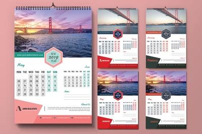 Design you a cool Calendar