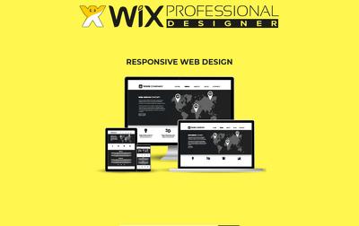 Design Wix Website Or Redesign Wix Website