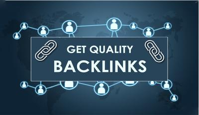 Build 10 High PA DA TF CF PBN Backlinks