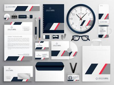 Design professional stationary kit