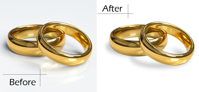 Do background remove by clipping path for ecommerce