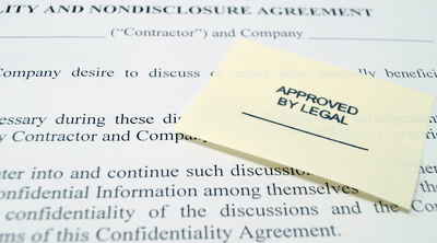 Get a customised Non Disclosure Agreement to suit your needs