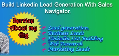 build Linkedin Lead Generation With Sales Navigator