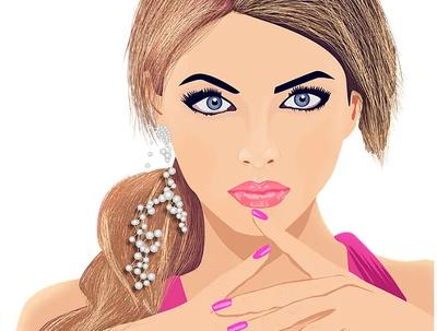 Create vector line art adobe illustration