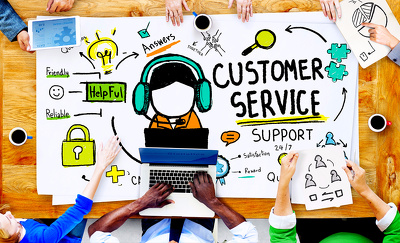Provide customer service support for 1 hour