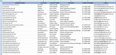 do B2b Lead Generation Data Entry, Targeted Web Search 100 Leads