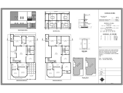 Make floor plans in auto cad 2 hours