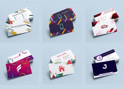 Make a creative business card