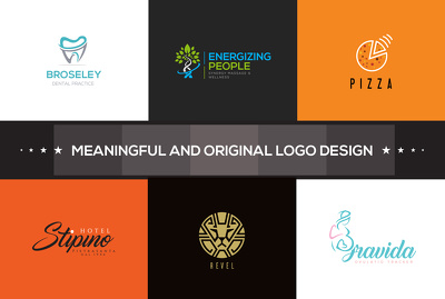 Design Creative Logo + Souce files + Unlimited Revisions + Icon