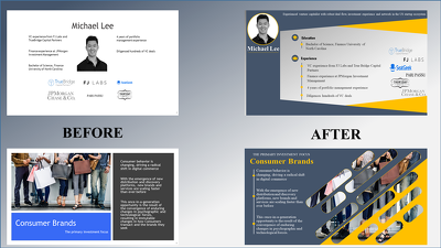 Design A Premium Powerpoint Presentation For You