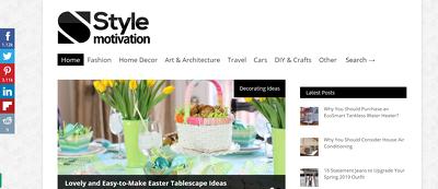 Write & Publish a post on Stylemotivation.com – DA66