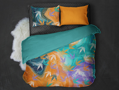 Design 4 Duvet covers /Bed sheets/Comforters