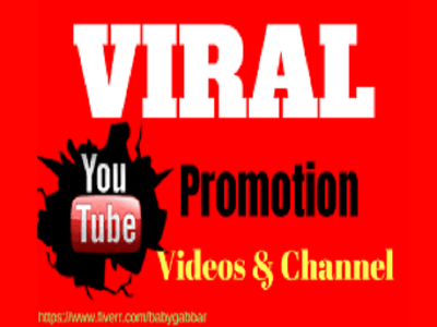 Do organic viral youtube video promotion