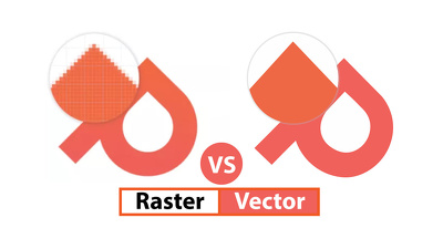 Do Raster to Vector your logo or image within few hours