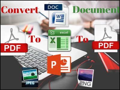 Type 15 pages of Scanned,PDF,Image docs into Word within 24 to 4