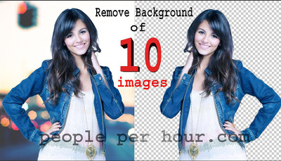 Remove Photo Background and Adobe Photoshop Editing