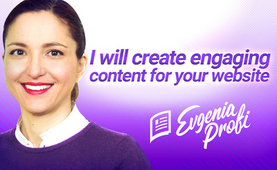 Deliver fresh content to your website weekly. Trial 500 words