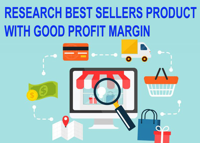 Do product or market research for your ecommerce business