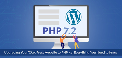 Update the PHP version for your wordpress website