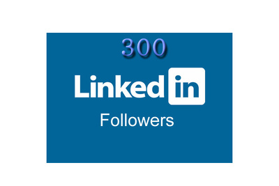 Followers on your LinkedIn company page