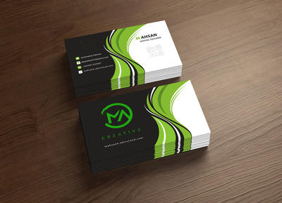 Design Amazing and Modern business card and stationary
