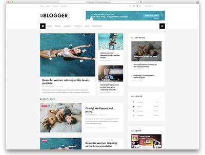 Develop attractive website