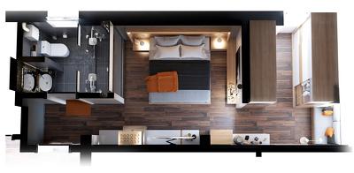 Offer you luxury master bedroom design