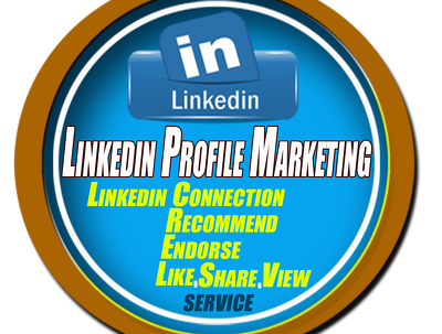 Add 200 natural endorsements on your skills of LinkedIn profile
