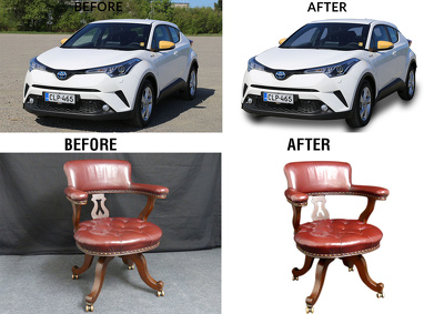 Clipping path/background remove up to 10 images