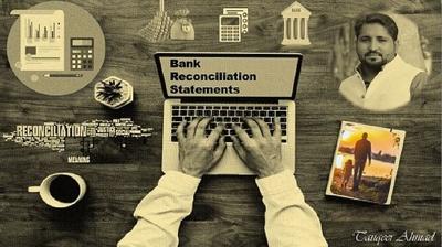 Anticipate And Arrange Your Bank Reconciliation Statement