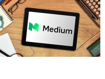 Write and publish a guest post on Medium.com (DA-94)