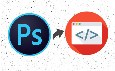 Convert PSD or JPG to Responsive HTML