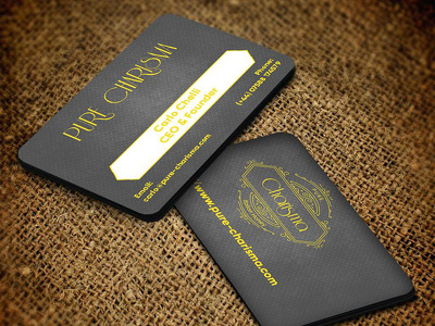 Deliver your business card or postcard