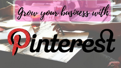 Optimize Your Pinterest Account for More Traffic